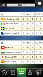 League of Europe Champions- screenshot thumbnail