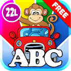 Kids Animal Preschool Puzzle L icon