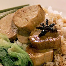 Donna's Chinese Simmered Star Anise Pork