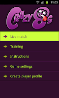 Screenshot of Crazy Eights Free Card Game
