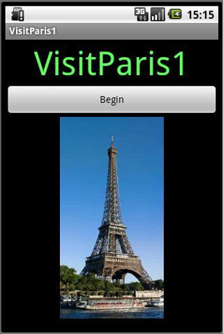 玩旅遊App|VisitParis1免費|APP試玩
