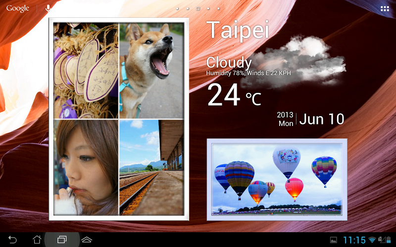 Animated Photo Widget + Screenshot 8