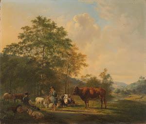 RIJKS: Pieter Gerardus van Os: painting 1839