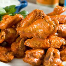 Bleu Cheese Hot Wings