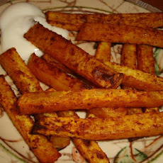 Atkins Lightly Spicy Turnip Fries