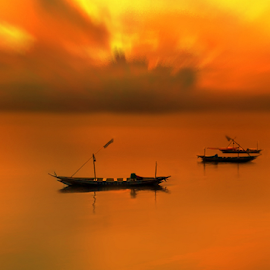 boat by Sam Hidayat - Instagram & Mobile Android