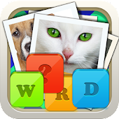4 Pics 1 Word: What's The Word APK for Bluestacks