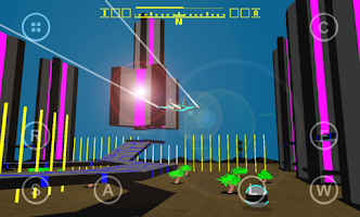 Screenshot of ExionFly 3D