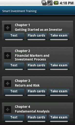 为精明的投资者设置的精英投资教育课程