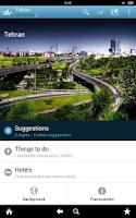 Screenshot of Iran Travel Guide by Triposo
