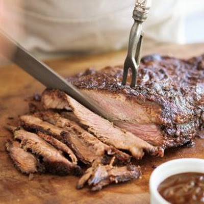 Texas-Style Barbecued Brisket