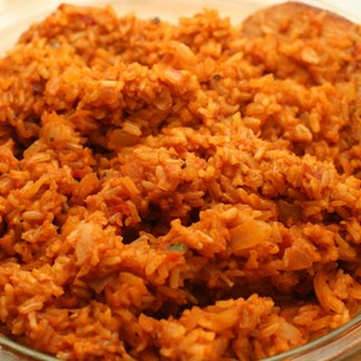 Turtle's Terrific Spanish Rice
