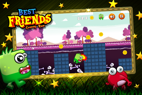 Best Friends : Crossy Run - screenshot