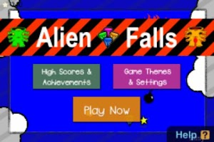 Screenshot of Alien Falls