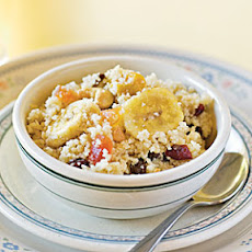Cool Couscous with Fruit and Nuts
