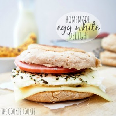 {weekend Slim Down} Egg White Delight