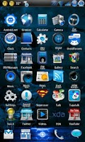 Screenshot of EpicBlue Theme CM7 (DONATE)