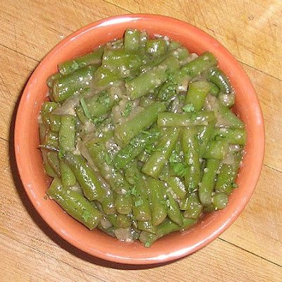 Easy Peazy Green Beans