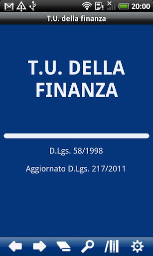 Italian Consolidated Finance