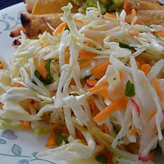 Mexican Cole Slaw  (No Mayonnaise)