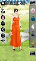 Screenshot of Celebrity Party Dress Up