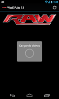 Screenshot of WWE RAW en Español 2013