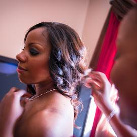 by Stevenson Martin - Wedding Getting Ready