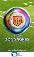 Screenshot of Primeira Liga Portugal '13/'14
