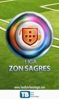 Screenshot of Primeira Liga Portugal '13/'14