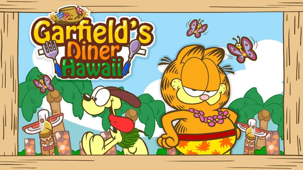 Garfield's Diner Hawaii Screenshot 5