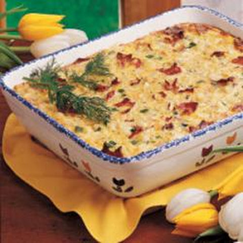 Mrs Payson's SPAM And Grits Brunch Casserole Recipe — Dishmaps