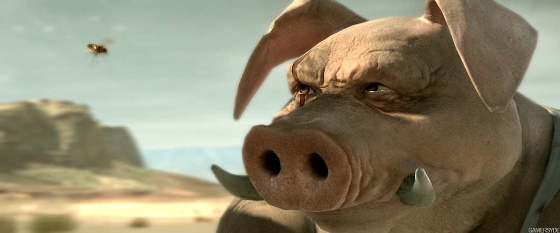 Michel Ancel promises a journey with strong consequences from Beyond Good & Evil 2