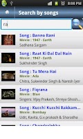 Screenshot of AR Rahman-Hindi Video Song