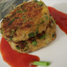 Indian-Seasoned Vegetable Patties