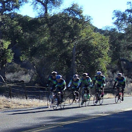 by Cathy Peterson - Sports & Fitness Cycling