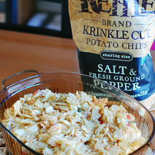 Not Your Mama's Tuna Noodle Casserole