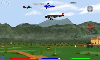 Screenshot of Autogyro 1935 Flying Game ST