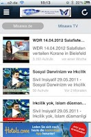 Screenshot of Misawa App - My Halal Check