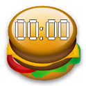 SlowMow Eating Timer icon