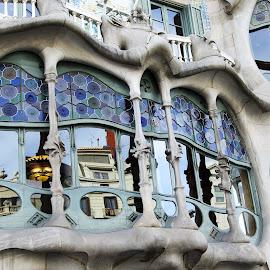 by Cristi Radulescu - Buildings & Architecture Architectural Detail