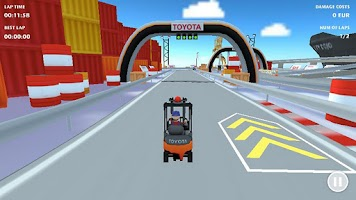 Screenshot of Forklift Challenge