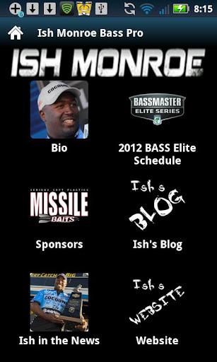 Ish Monroe BASS Professional