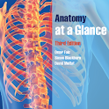 Anatomy at a Glance, 3rd Ed icon