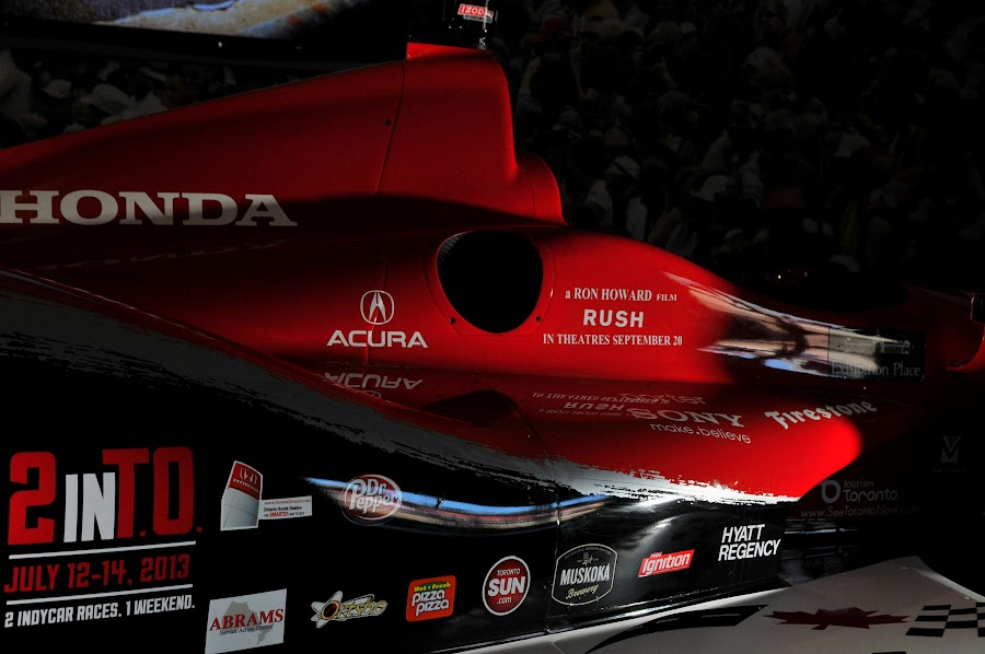 Honda Race Colors by David Chu - News & Events Sports ( red, white, pwc87 )