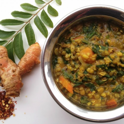 An Anti-inflammatory Mung Bean Curry