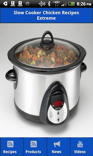 Slow Cooker Chicken Extreme