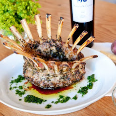 Crown Roast of Lamb With Fresh Herbs Recipe
