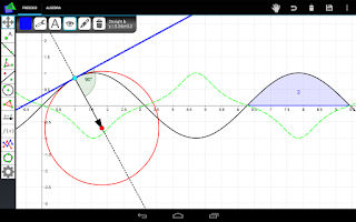 Screenshot of FreeGeo Mathematics
