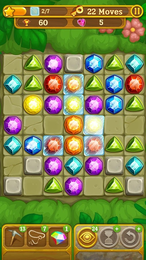 Gemcrafter: Puzzle Journey Screenshot 11