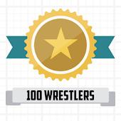 Game 100 Wrestlers - Trivia Quiz version 2015 APK